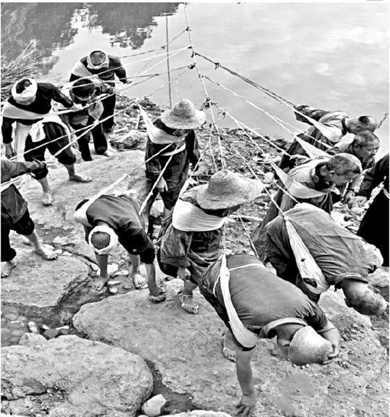 民国时期五凤溪的船帮袍哥