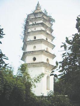蒲江文峰古塔