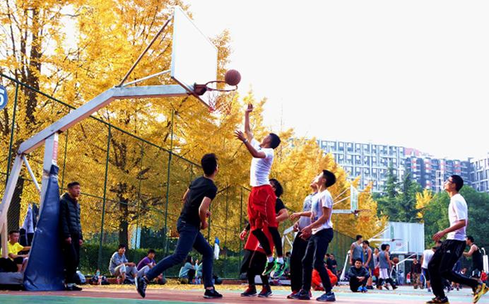 成都体育学院—我国最早创办的体育院校
