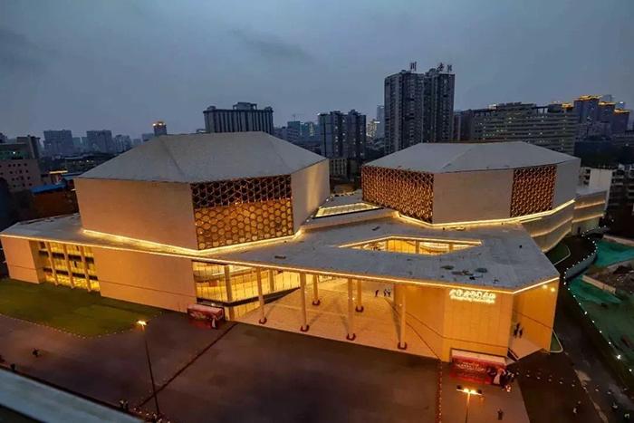 成都城市音乐厅—城市音乐文化新地标