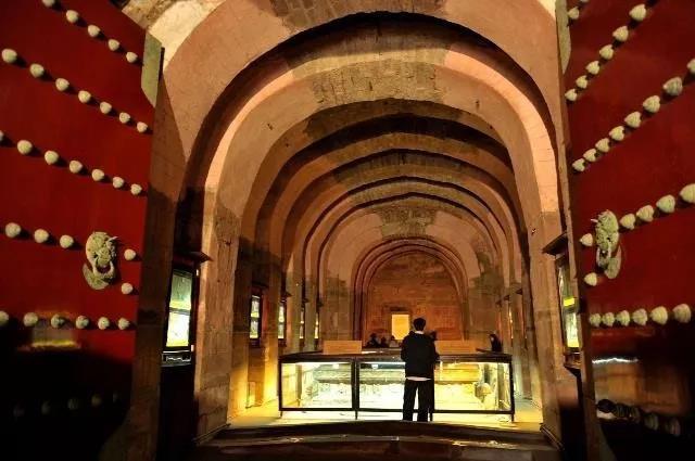 历史遗产篇—地上宫殿永陵