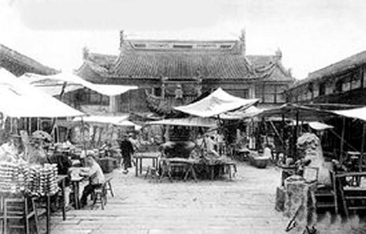 """大邑晋原镇带""""皇""""字儿的那些老街"""
