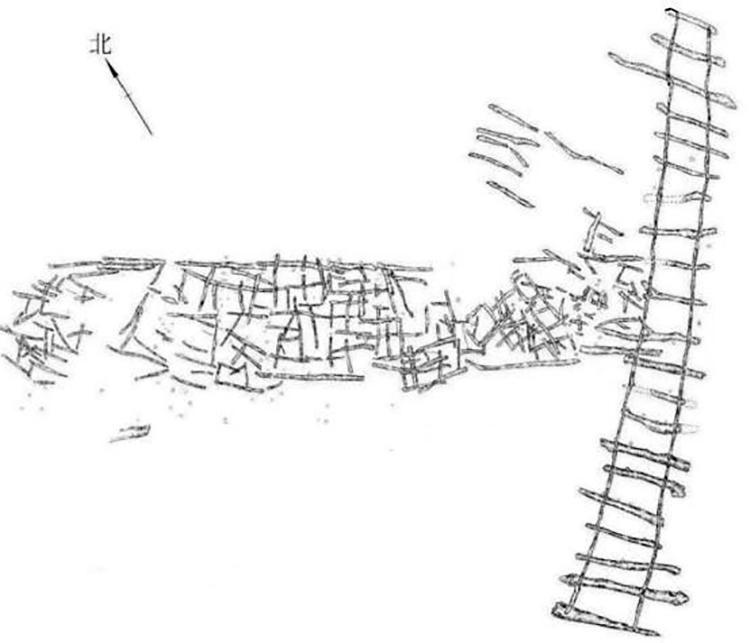 3000年前 成都街巷布局就是斜向的