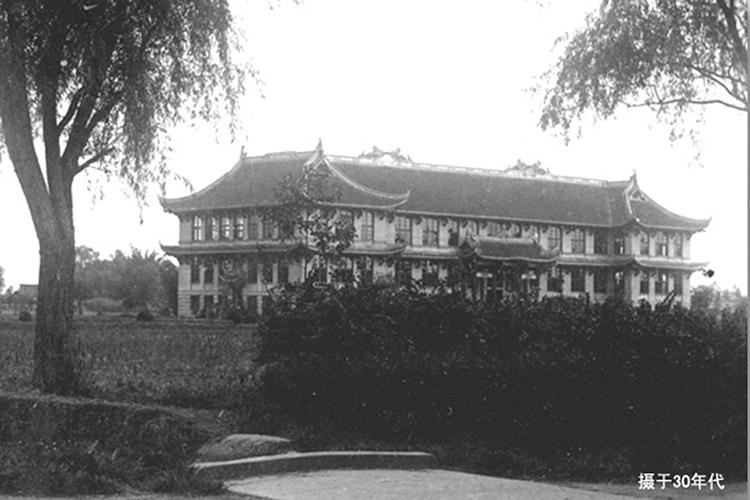 华西坝与英国建筑师荣杜易(下)