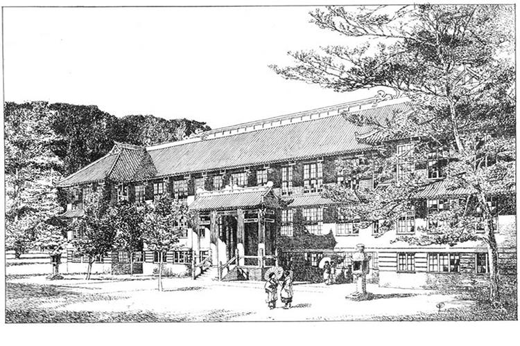 华西坝与英国建筑师荣杜易(上)