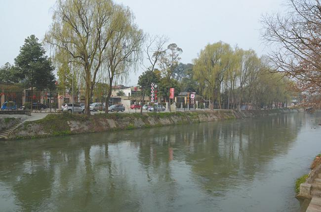 彭镇:川西码头文化的活化石