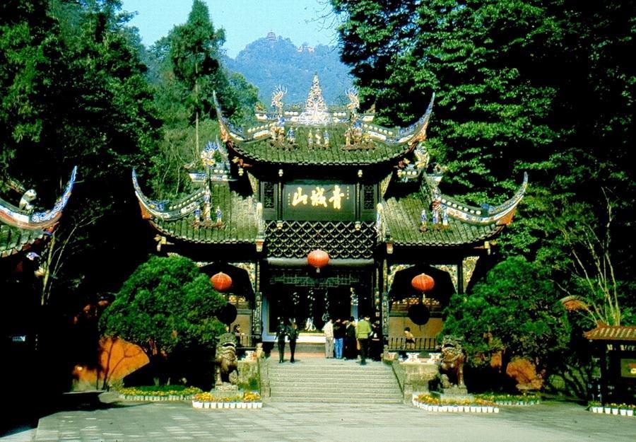 青城山–世界文化遗产